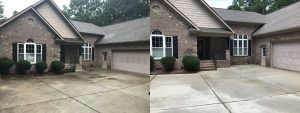 House cleaning before and after Sherrills Ford, NC