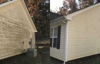 House cleaned baefore and after Sherrills Ford, NC