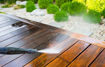 Top Five Reasons To Schedule A Deck Pressure Washing Sherrills Ford, NC