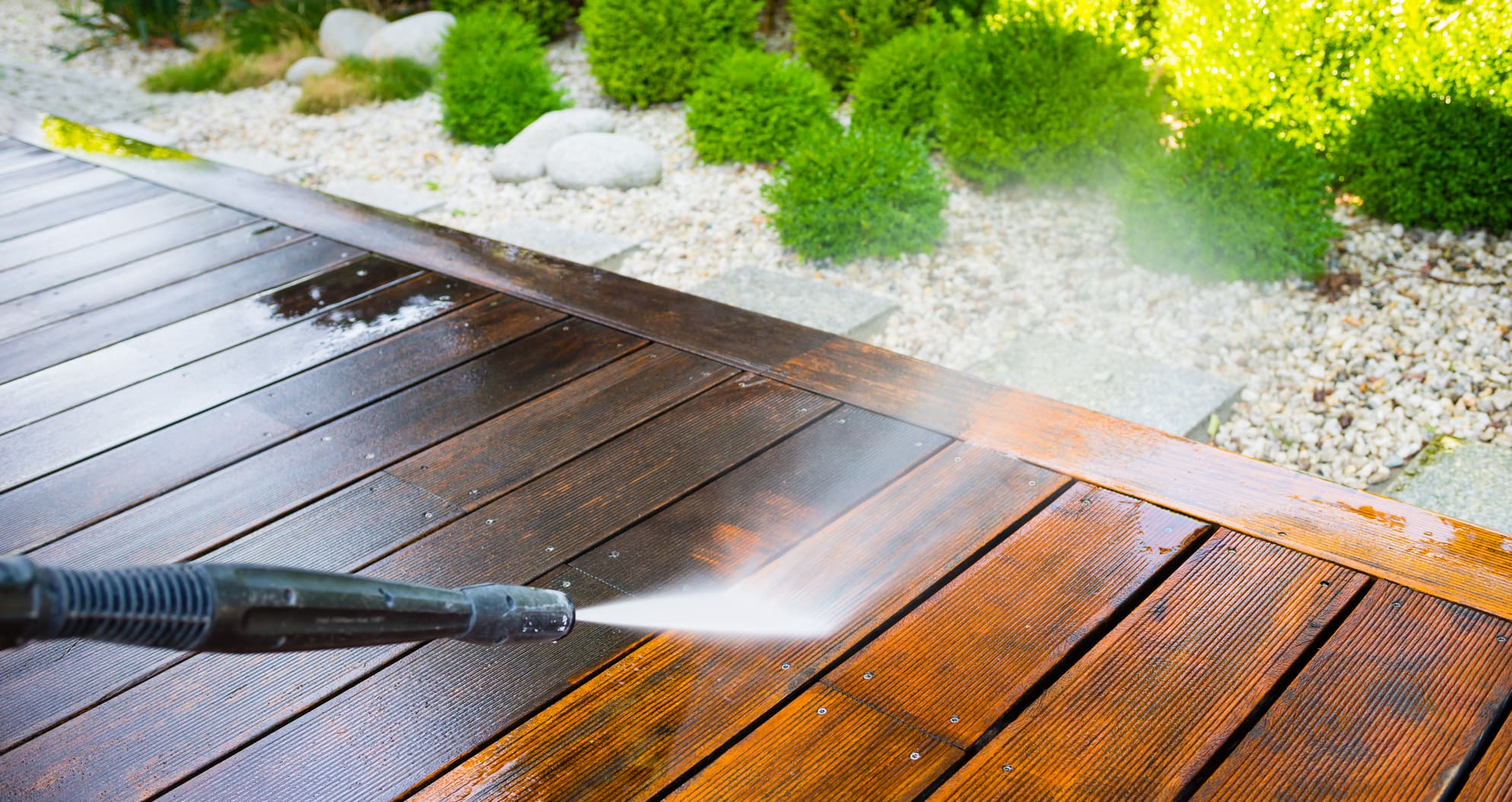 What To Look For When Hiring A Pressure Washer - JB Power Clean