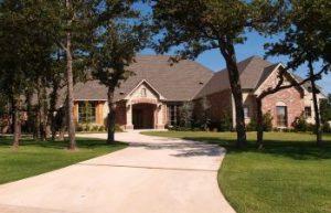 Modern house Sherrills Ford, NC